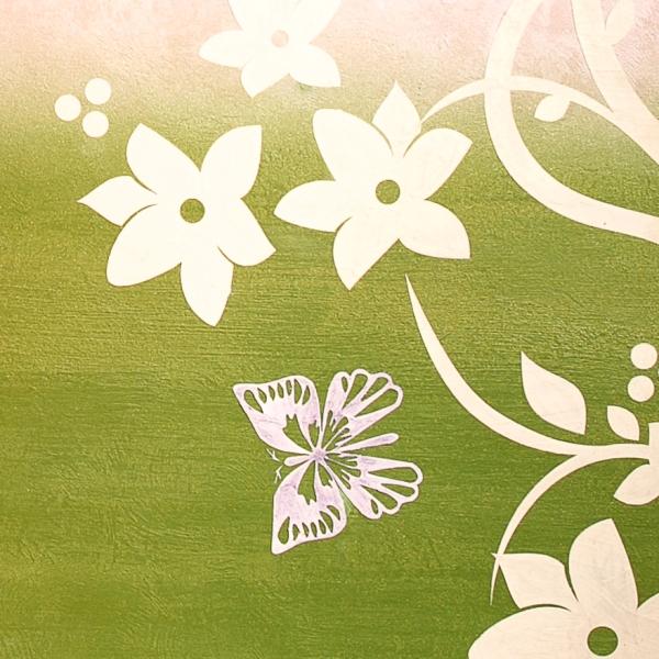 Образец Art-Flowers близко
