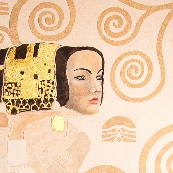 Образец Art-Klimt близко