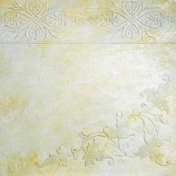 Пример нанесения художественного покрытия - образец Art-Ornament
