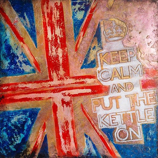 Художественная роспись фото Art-UnionJack