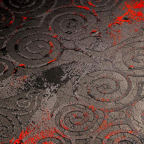 Образец Art-BlackSpiral под углом