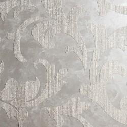 Пример нанесения фактурного трафаретного покрытия - образец DVS10