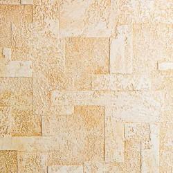 Пример нанесения фактурного трафаретного покрытия - образец T01-30