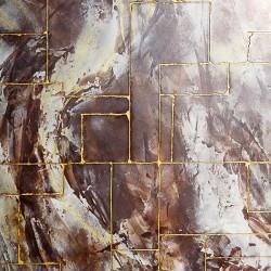 Пример нанесения венецианского покрытия - образец 08-05