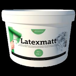 Краска для стен Latexmatt - оптимально подходит для ремонта квартиры